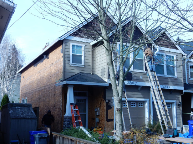 Siding Tear Off Siding Contractors Replacing Siding